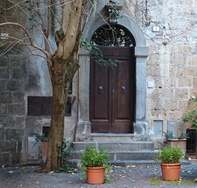 Orvieto Doorway